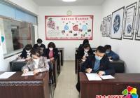 文明社区开展防灾减灾知识考试