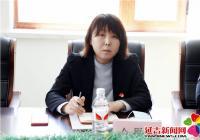 北山街道召开非公企业复工复产座谈会