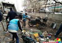 延春社区列出问题清单 销号制助力创城