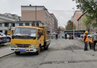 新兴街道改善道路环境提升居民生活质量