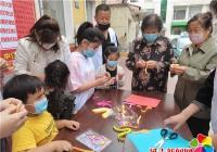 春光社区:关爱儿童社工先行