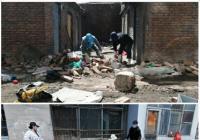 志愿服务展风采 合力整治助创城