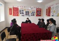 园纺社区开展中国传统文化好家风好家训宣传活动