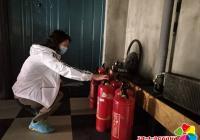 长海社区开展节前安全生产大排查活动