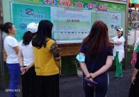 小营镇东阳社区开展别样端午节庆祝活动