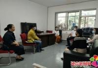 延吉市妇联走访慰问新兴街道老党员