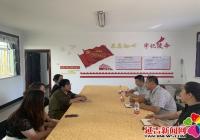 政协委员进社区,助力创建文明城