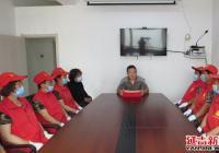 """园新社区召开""""优秀志愿者""""表彰大会"""
