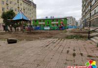 小营镇东阳社区开展清理私搭乱建 专项整治活动