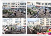 攻坚冲刺助创城 文明构建中国梦