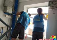 市法院、延吉公交集团深入春光社区深化志愿服务 凝聚创城合力