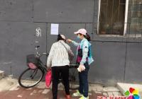 延春社区积极开展防汛各项工作