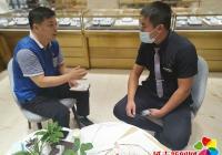 """新兴街道""""红领岗""""走访辖区非公企业  指导非公党建工作"""