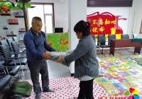 暖心!延吉市红十字会为小营镇灾民送去赈灾物资