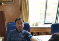 进学街道党工委所属辽宁商会党支部组织人员义务献血、献爱心