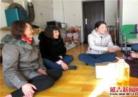 察民情、听民意 人大代表翁桂新进社区 履职尽责、奉献爱心