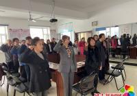 """春光社区开展""""我心中的创城精神""""主题党日活动"""