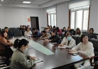河南街道掀起十九届五中全会精神学习热潮