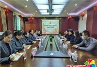 建工街道班子成员走访调研辖区非公组织