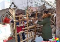 延春社区侨胞之家开展冬季送温暖行动