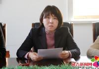 北山街道机关党支部举行入党宣誓仪式