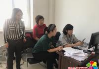 园锦社区积极开展城乡居民养老保险宣传工作