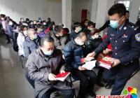 """新兴街道""""红领岗""""组织非公企业党员开展法制讲座活动"""