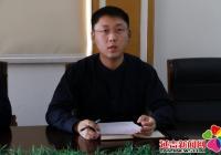 北山街道召开2021年上半年征兵初审初检会议