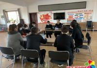 """园艺社区组织开展""""金钟罩""""电信诈骗终结宣传活动"""
