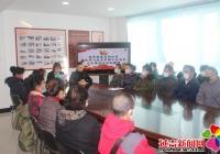 进学街道各非公党支部学习中共延吉市第十五届五次会议精神