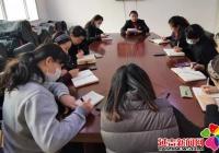 娇阳社区组织开展党的十九届五中全会精神宣讲