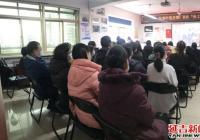 """河南街道开展2020年社区""""社工岗""""人员年终考核工作"""