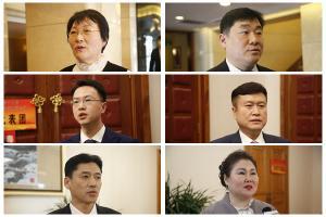 延吉市十八届人大五次会议代表热议报告