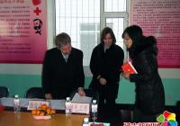 """长生社区获评""""全国红十字模范单位"""""""