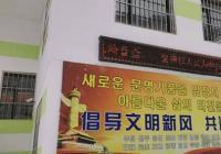 """延盛社区开展""""第一次自然灾害综合风险普查""""宣传工作"""