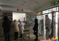河南街道组织开展核酸检测应急演练