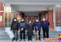 志愿服务送温暖 情暖冬日老人心