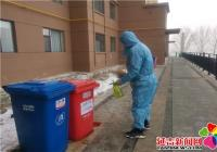 丹明社区抗击疫情在行动