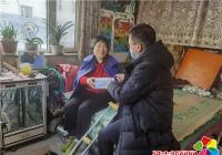 丹延社区深入开展疫情防控宣传工作