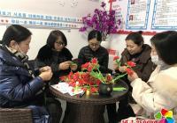 """民强社区开展""""党建引领•巾帼同行"""" 主题党日活动"""
