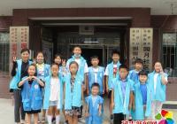 """园月社区喜获""""吉林省未成年人思想道德教育示范基地""""荣誉称号"""