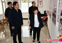 牡丹江市西安区委常委、组织部长尹涛到丹英社区调研