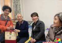 党员政治生日贺卡 温暖耄耋老党员