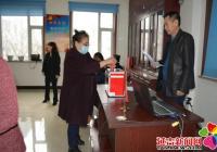 河南街道召开居民选举委员会推选大会