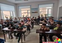 白梅社区:学党史 聆听红色故事