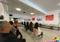 """晨光社区开展""""迎建党100周年讲党史颂党恩""""活动"""