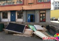 河南街道坚持不懈开展周末卫生日活动