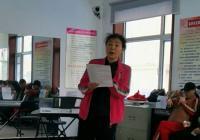 延华社区合唱队积极排练歌咏比赛节目