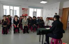 民警走进南阳社区开展防范电信网络诈骗宣传活动