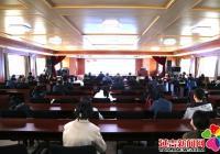 党史学习教育延吉市委宣讲团到小营镇宣讲